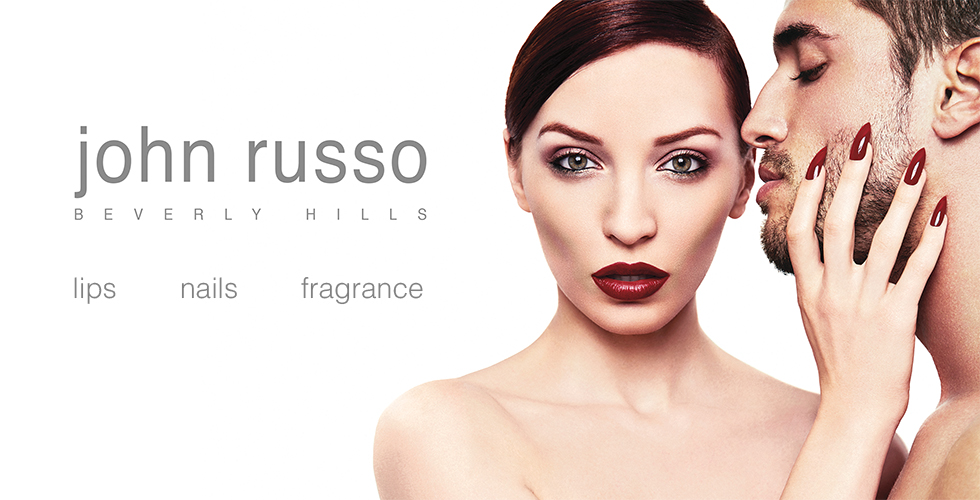 We carry John Russo Nail and Lip Products